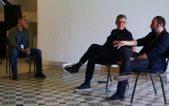 Marc Boonen, Serge Abiaad